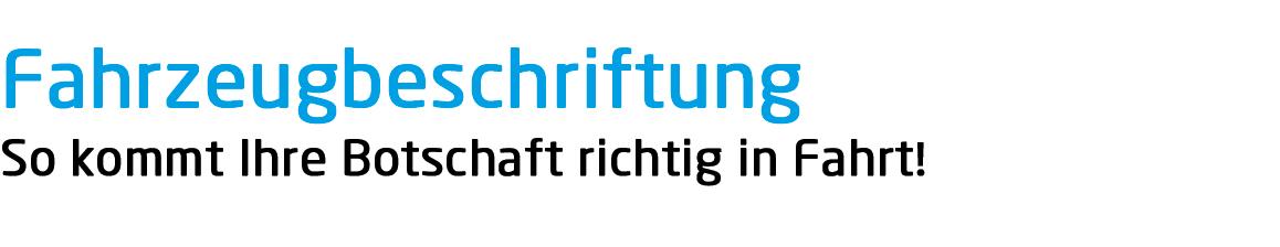 Fahrzeugbeschriftung_hline